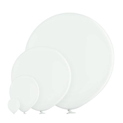 Pastel 002 White Balloons