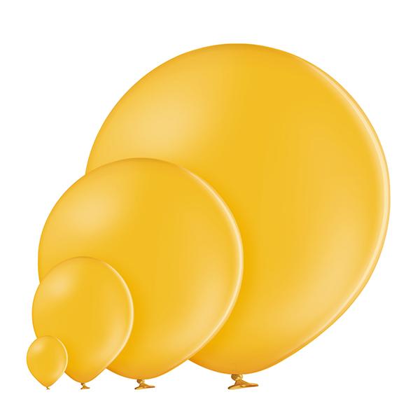 Pastel 015 Ocher Balloons
