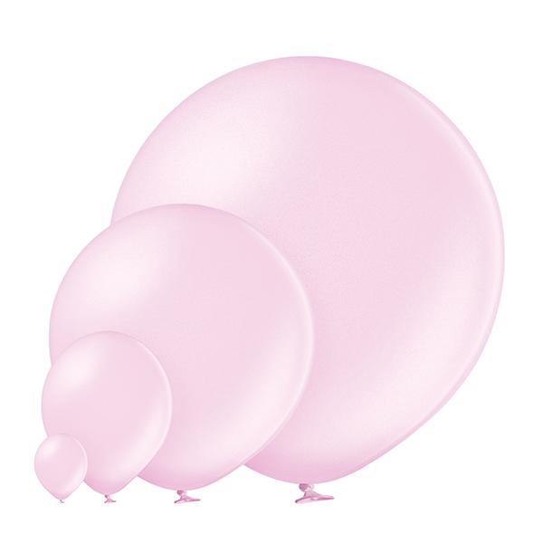 Metallic 071 Pink Balloons