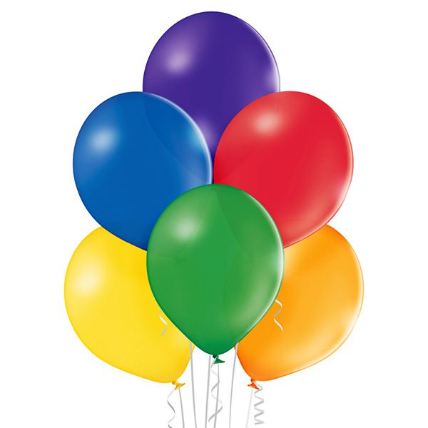 Latex Plain Balloons