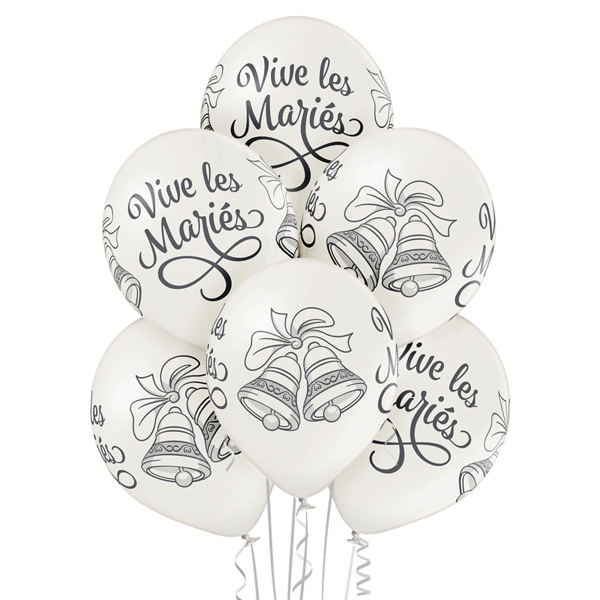 Vive les Maries - Wedding Bells