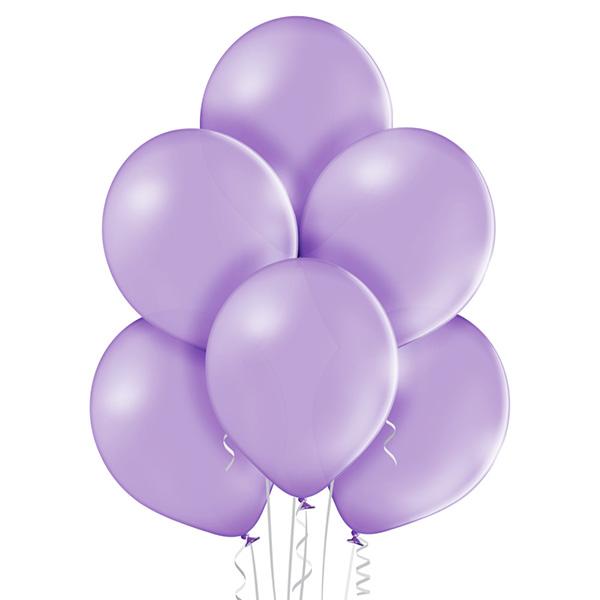 Pastel 009 Lavender Balloons 8ct