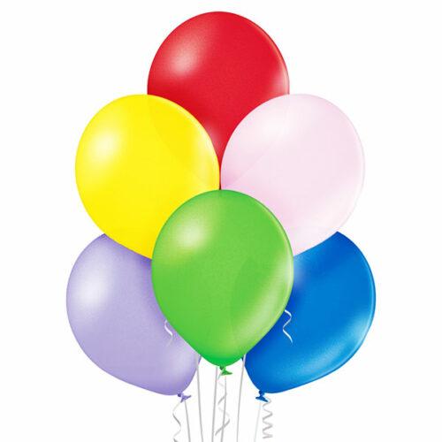 Premium Metallic Assorted Balloons