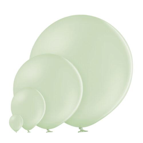 Pastel Macarons 452 Kiwi Cream Balloons