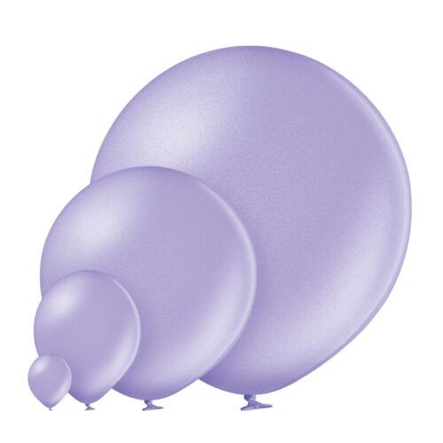 Metallic 076 Lavender Balloons