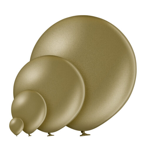 Metallic 152 Almond Balloons