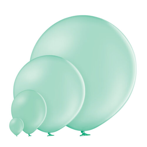 Pastel 446 Light Green Balloons