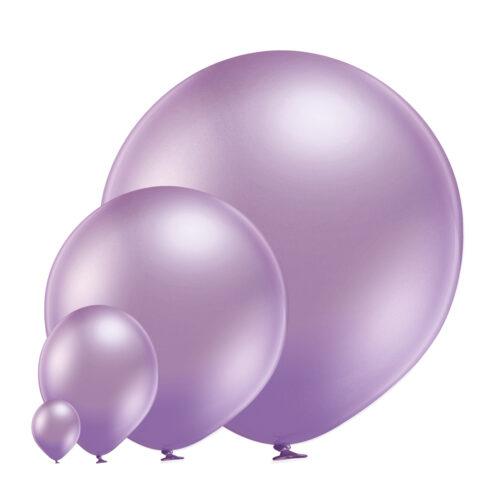 Glossy 602 Purple Balloons
