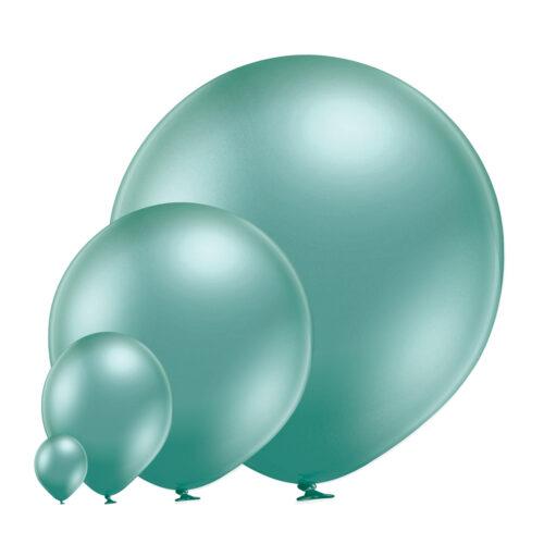 Glossy 603 Green Balloons